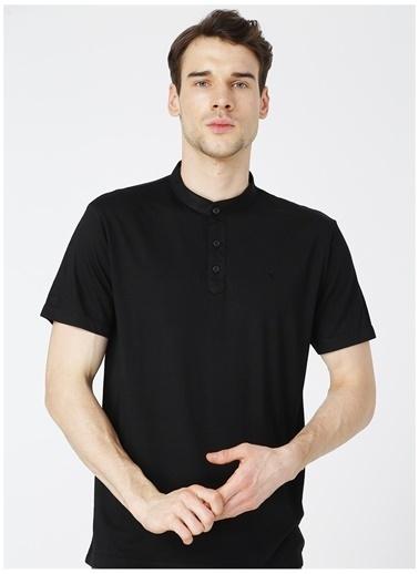 Fabrika Comfort Fabrika Comfort Siyah Erkek Polo T-Shirt Siyah